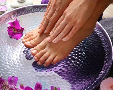Elimine Toxinas em 5 Sessões Ionic Detox Foot Spa   Charneca da Caparica