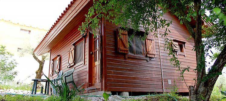 Fuga em Chalé até 6 Pessoas! 2 Noites no Redondo Lodges | Tomar