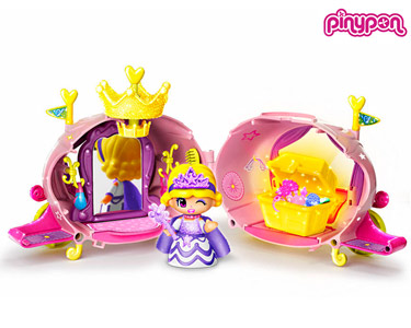 Princesa Pinypon | Carruagem