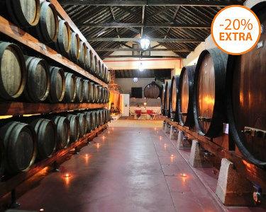 Adega Venâncio da Costa Lima | Visita e Provas de Vinho para 2 Pessoas | Palmela