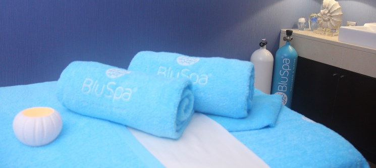 Circuito de Águas para Dois c/ Opção Massagem | BLU SPA Hotel Jupiter - Lisboa