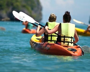 Passeio de Kayak | 2 Pessoas | Oeiras