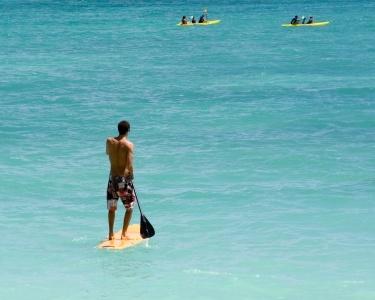Aventuras Aquáticas Kayak & Stand-Up Paddle   1 Pessoa - Oeiras
