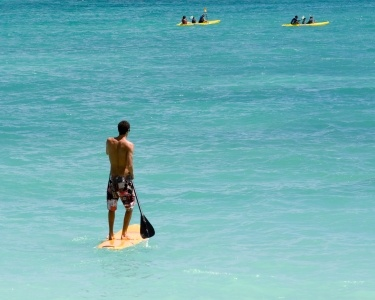 Aventuras Aquáticas Kayak & Stand-Up Paddle | 1 Pessoa - Oeiras