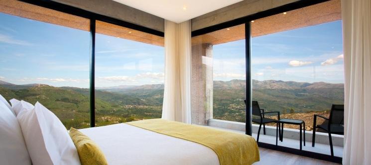 Casa do Mezio Aromatic & Nature Hotel 4* | 1 ou 2 Nts c/ Spa Panorâmico sobre o Gerês!