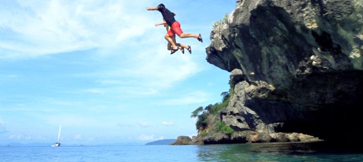 Soft Coasteering na Zona Costeira da Arrábida | Aventura para 1 ou 2 Pessoas