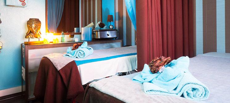 Presente para Senhora: Massagem de Relaxamento & Ritual de Chá   40 Minutos   2 Locais