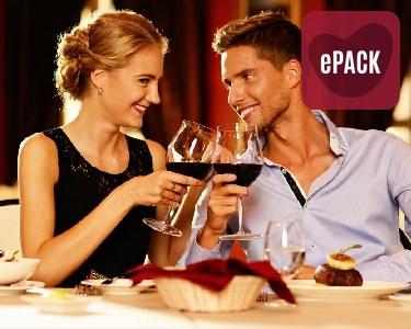Presente Jantar Deluxe para 2 Pessoas | Momentos Saborosos à escolha entre 29 Restaurantes