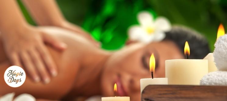 3 Massagens: Oriental, Aromas & Pedras Quentes   1h   Pinhal Novo