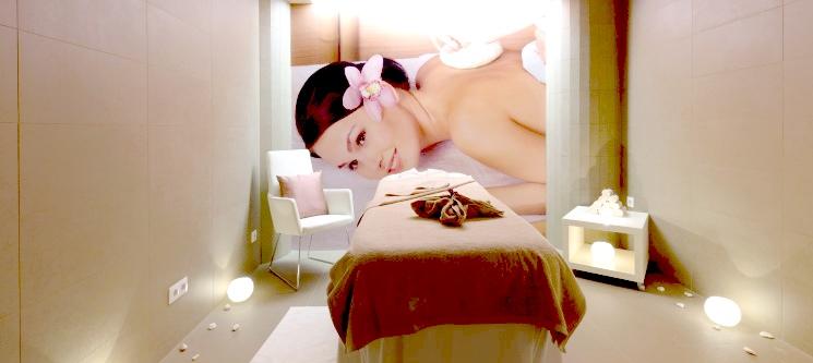 El Spa Hotel Tryp Lisboa | Circuito de Águas c/ Massagem Energy & Ritual de Chá