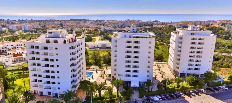 Janelas do Mar Apartamentos - Albufeira   T1 até 4 Pessoas perto da Praia da Oura