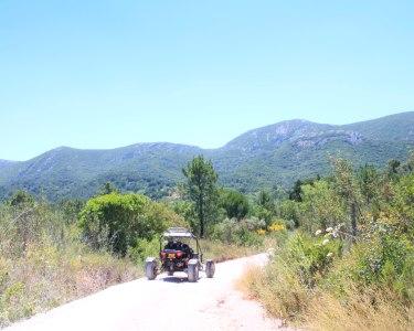 De Kartcross pela Arrábida: Passeio para Dois c/ Opção Almoço | 4 Horas