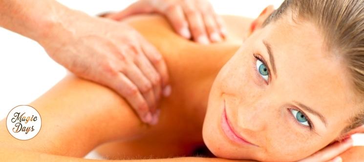 Relaxe... Massagem de Corpo Inteiro   45 Min - Saldanha ou Miraflores