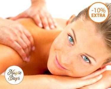 Relaxe... Massagem de Corpo Inteiro | 45 Min - Saldanha ou Miraflores