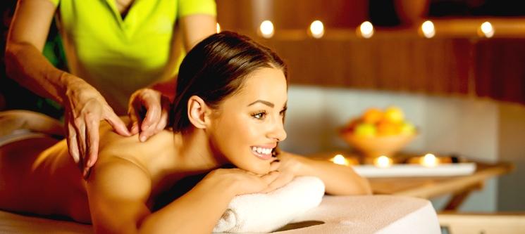 Massagem com Velas Quentes, Osteopática ou Tui Na | 2 Locais