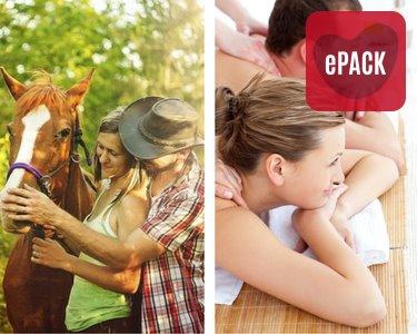 Presente Único | 98 Experiências à Escolha entre Spa ou Aventura | 2 Pessoas