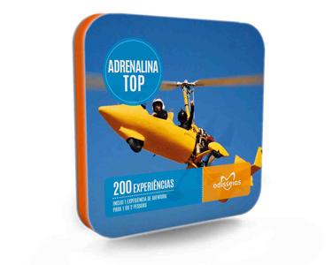Adrenalina Top | 230 Experiências à escolha