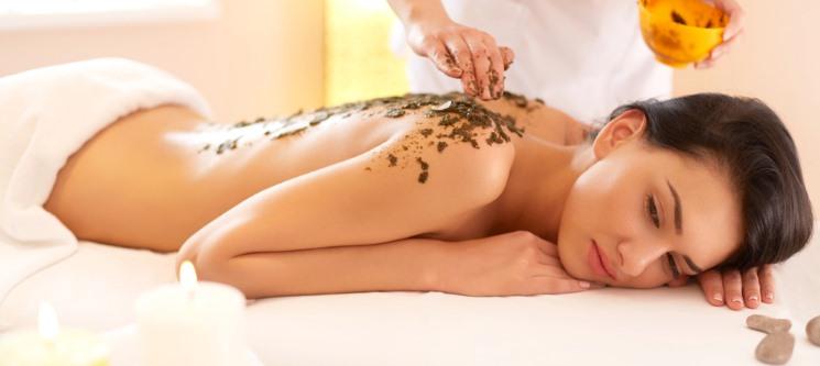 Esfoliação + Envolvimento Algas + Massagem + Circuito | 2h15 | Spa Satsanga Collection & Évora