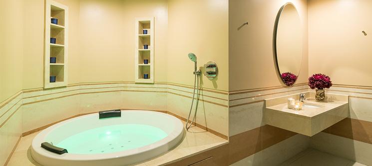 Banho Aromático em Jacuzzi & Esfoliação Corporal 1h45   1 Pessoa   Vila Galé Palácio dos Arcos