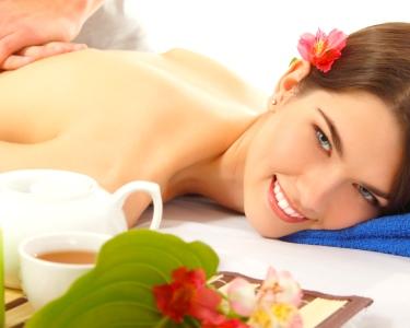 Massagem de Relaxamento + Ritual de Chá & Doce   StetikMax® Braga
