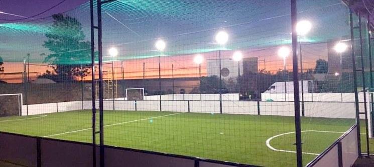The Cage Football - Mais Golos, Mais Acção! 1 Hora - Até 10 Pessoas   Alfragide