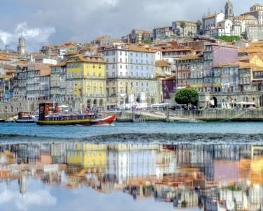 Cruzeiro das 6 Pontes para 2 Pessoas | Porto