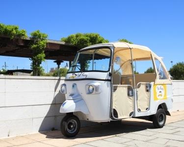 De Tuk Tuk pelos Miradouros | Até 3 Pessoas | Lisboa