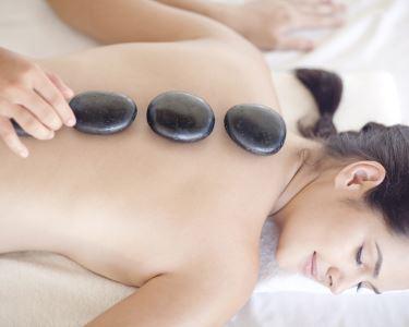 Massagem de Pedras Quentes | 40 Min. | Estefânia | Recupere Energias!
